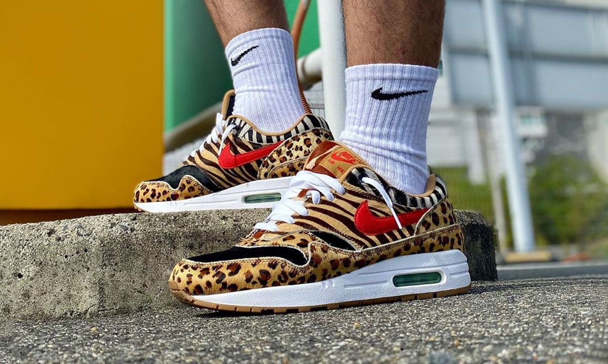 "atmos x Nike's ""Animal Pack"" & More Feature in This Week's Best Instagram Sneaker Photos"