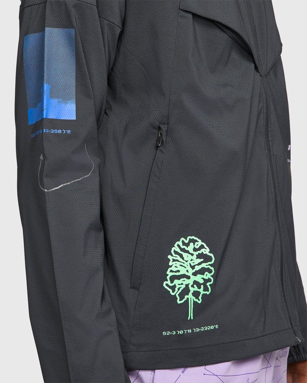 Nike x Highsnobiety – Mens Repel Berlin Windrunner Jacket Black - Image 8