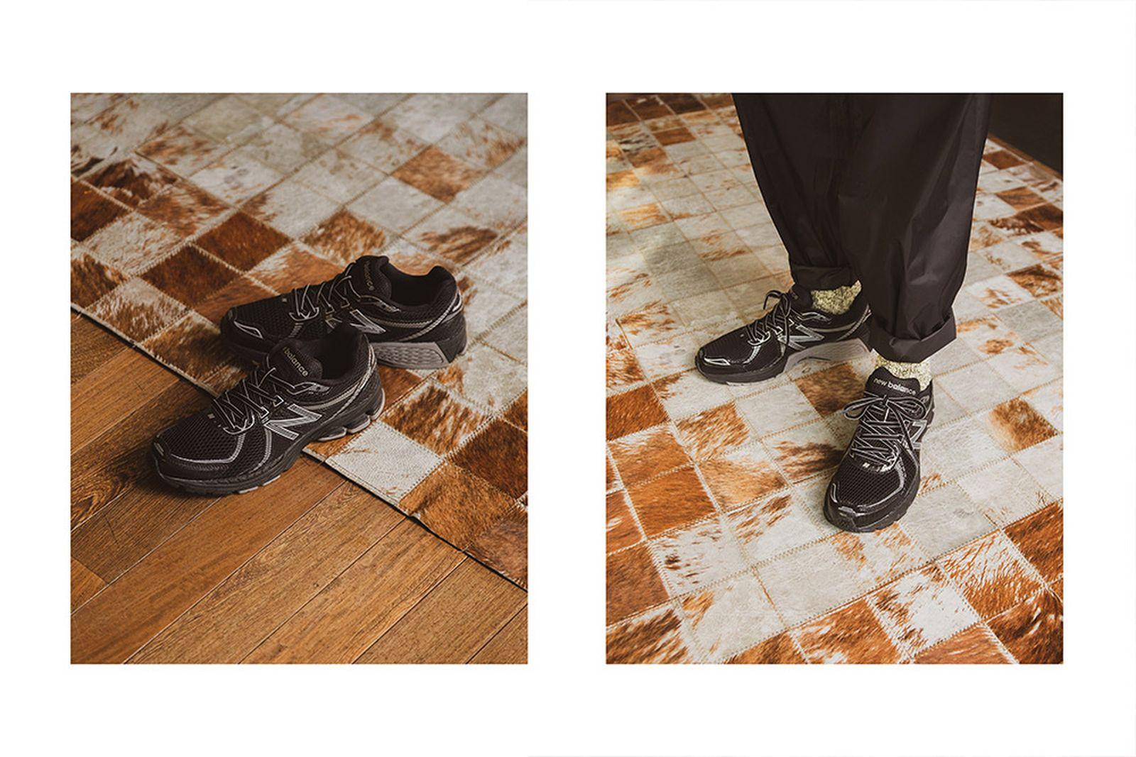 New Balance 860 V2 Footpatrol editorial