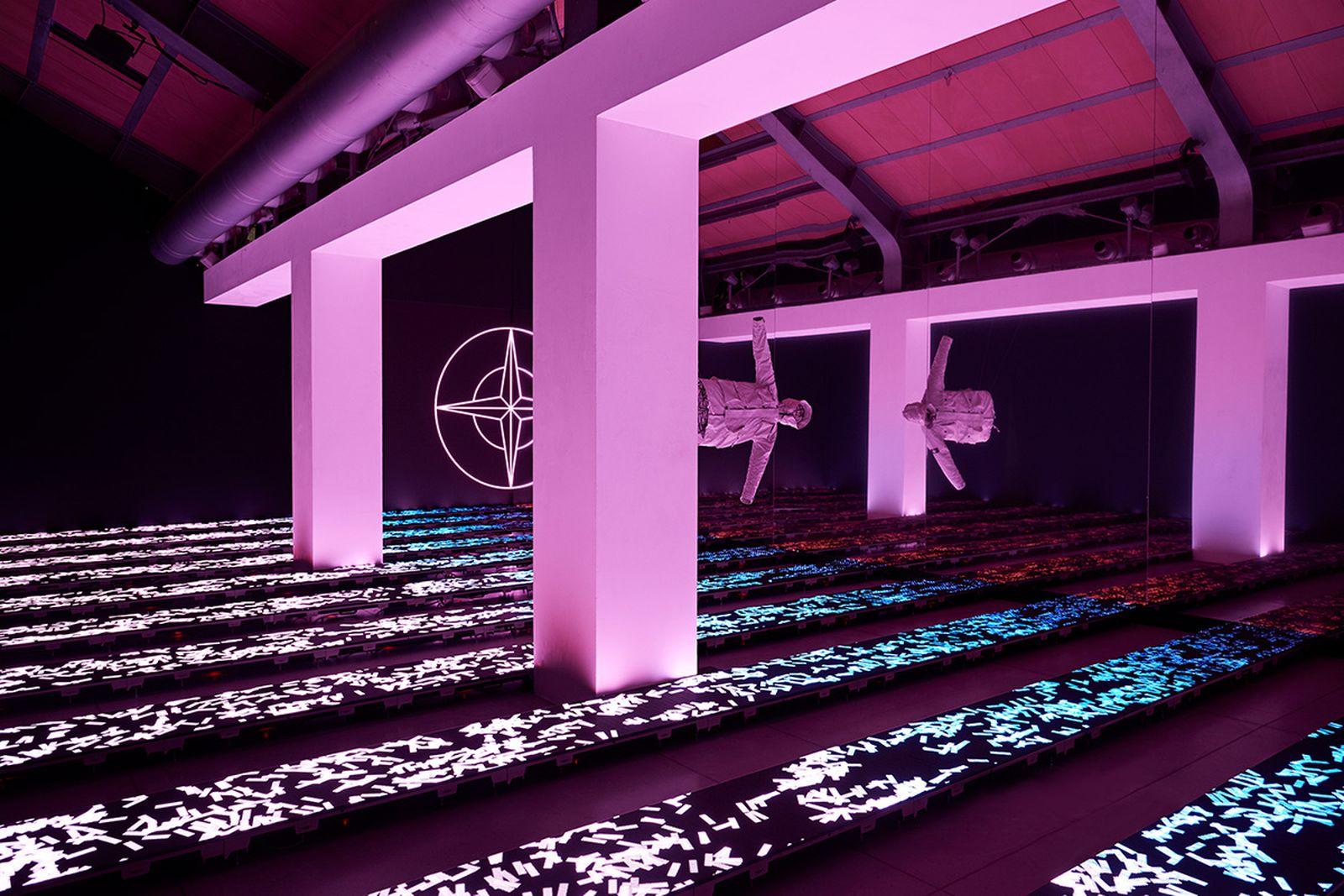 stone island prototype research series salone Milan Design Week 2019 salone del mobile