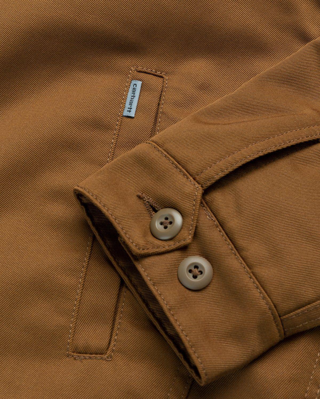 Carhartt WIP – Modular Jacket Tawny Rinsed - Image 5