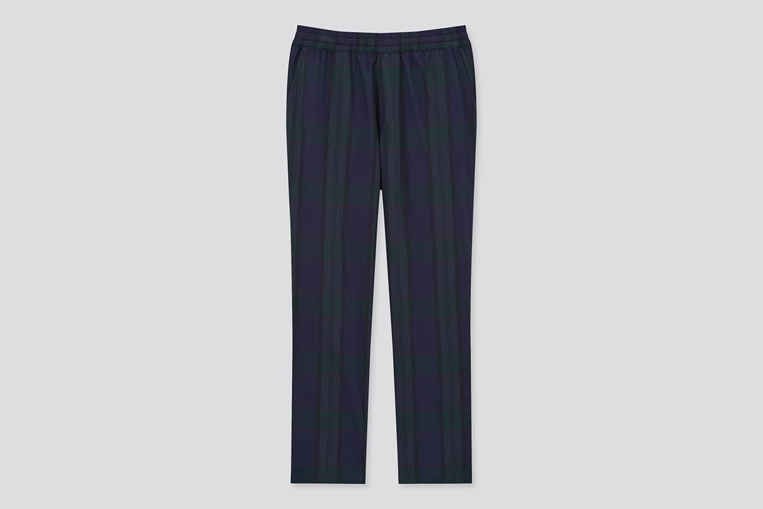 Stretch Flannel Easy Pants