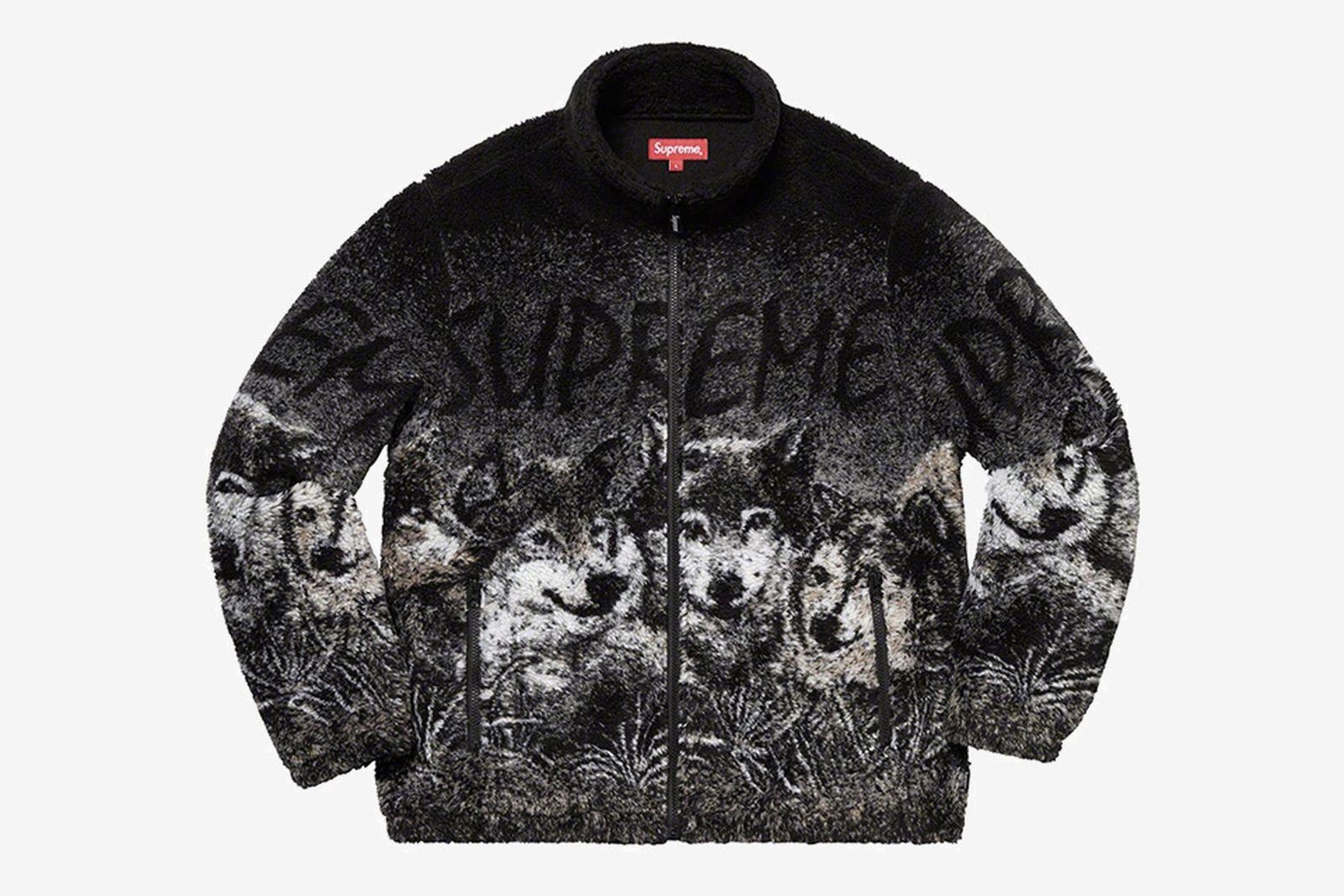 supreme ss19 wolf jacket