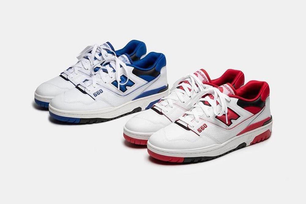 Aimé Leon Dore's New Balance 550s Are Dropping in General Release Colorways 3