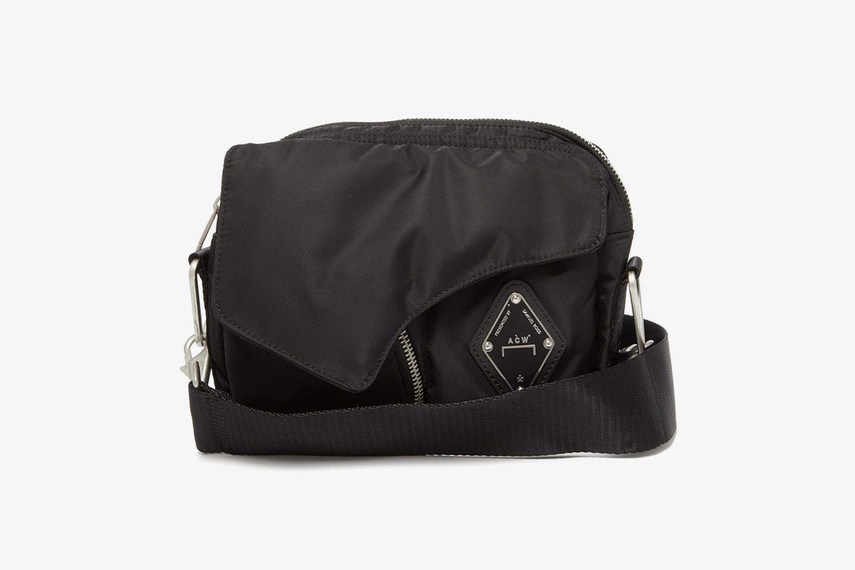 Utility Padded Cross-Body Bag