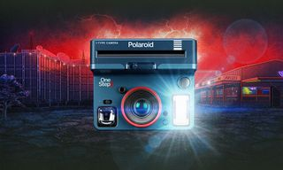 """Polaroid Takes Its OneStep 2 Camera to the """"Upside Down"""""""