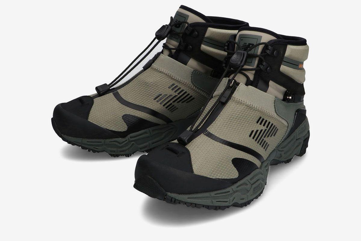 Snow Peak x New Balance Niobium Concept Is Three Shoes in One 35