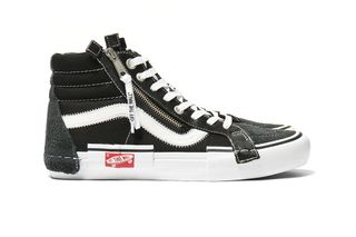 b20f4873af Vans Vault Drops an On-Trend Deconstructed Sk8-Hi   Slip-On Pack. By Graeme  Campbell in Sneakers ...