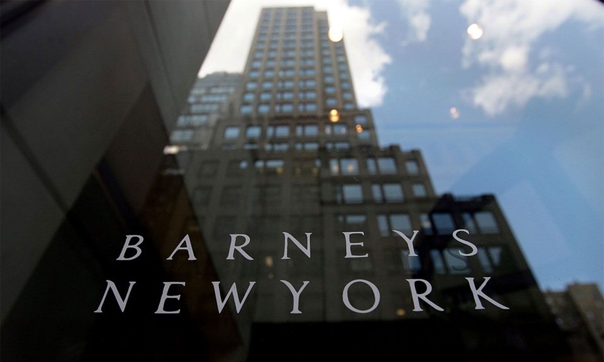 """Barneys New York Files for Bankruptcy & Vows """"We Are Not Closed"""""""
