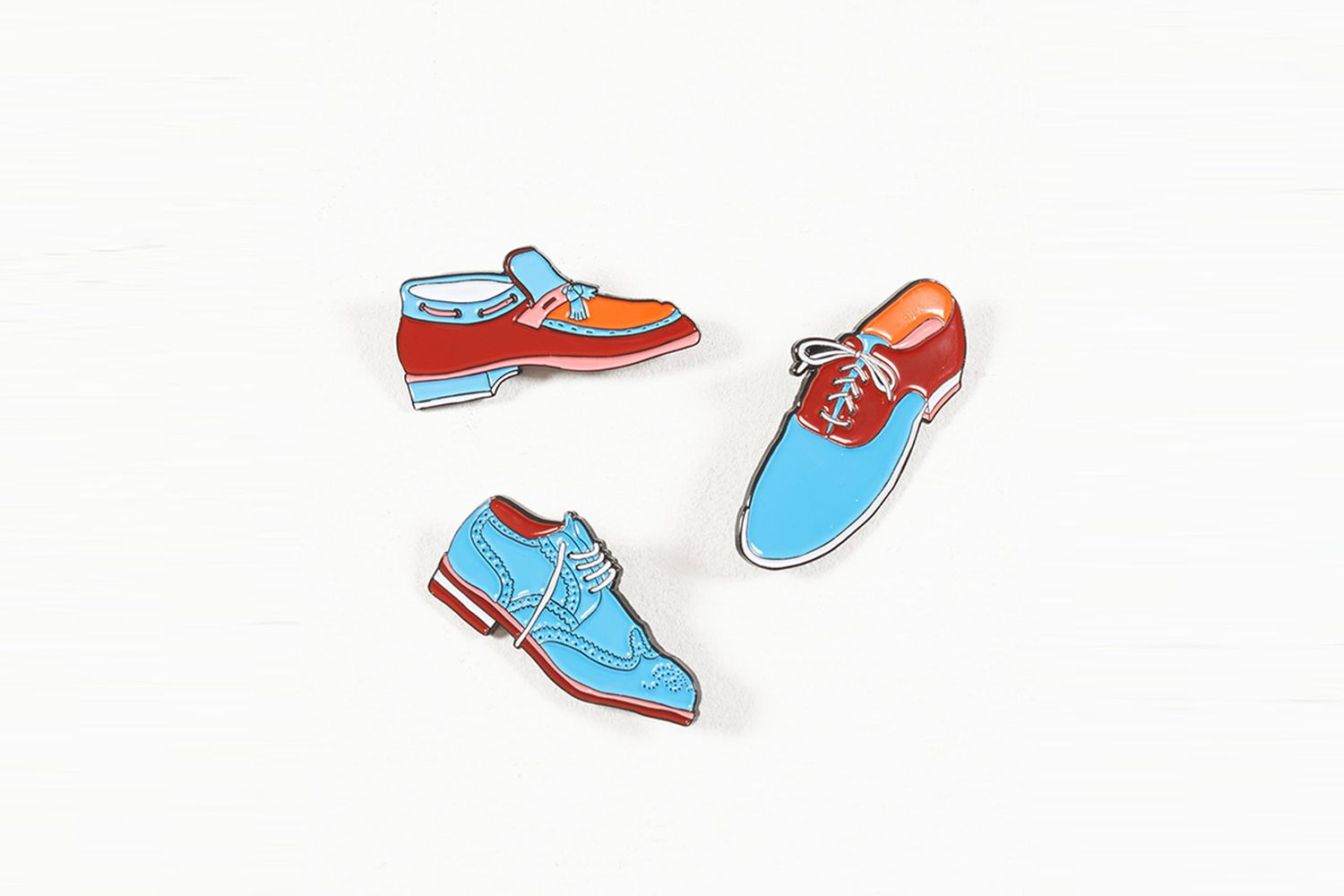Pins Shoes