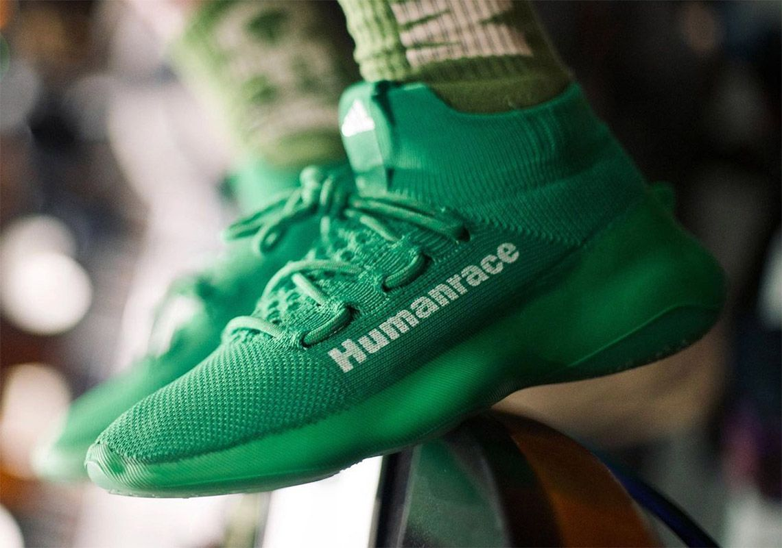 An All-New Pharrell x adidas Sneaker Is On the Way 3