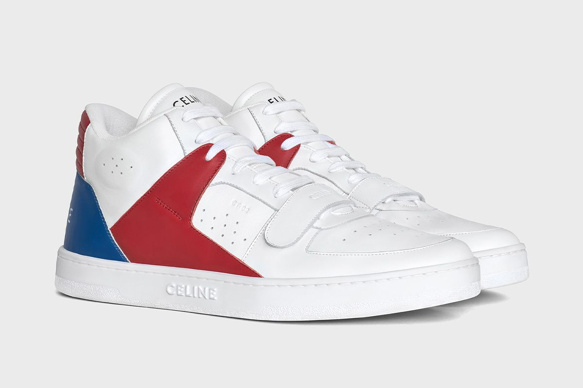 Hedi Slimane's First CELINE Sneaker Is Available to Buy Now 33