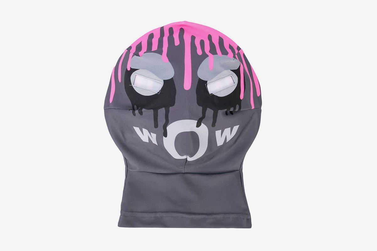 Dripping Monster Morph Mask