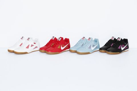 Full Nike of Collaborations x SupremeA History 4ARLqcS35j