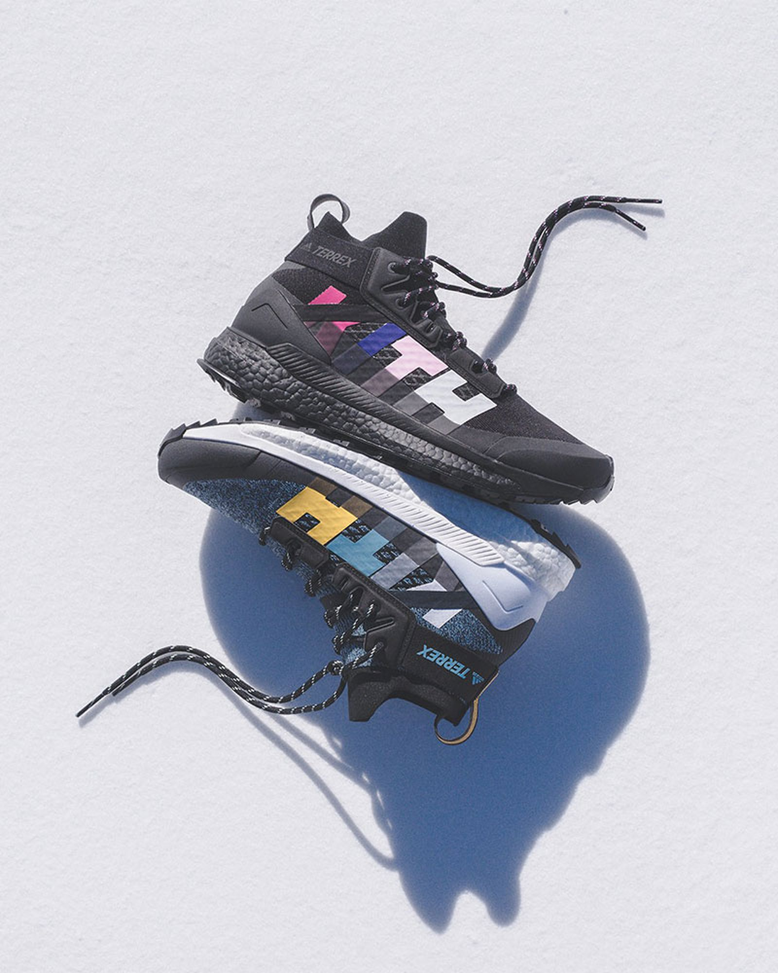 kith adidas terrex sneaker release date price ronnie fieg