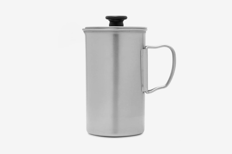 Titanium French Press - 3 Cup Set