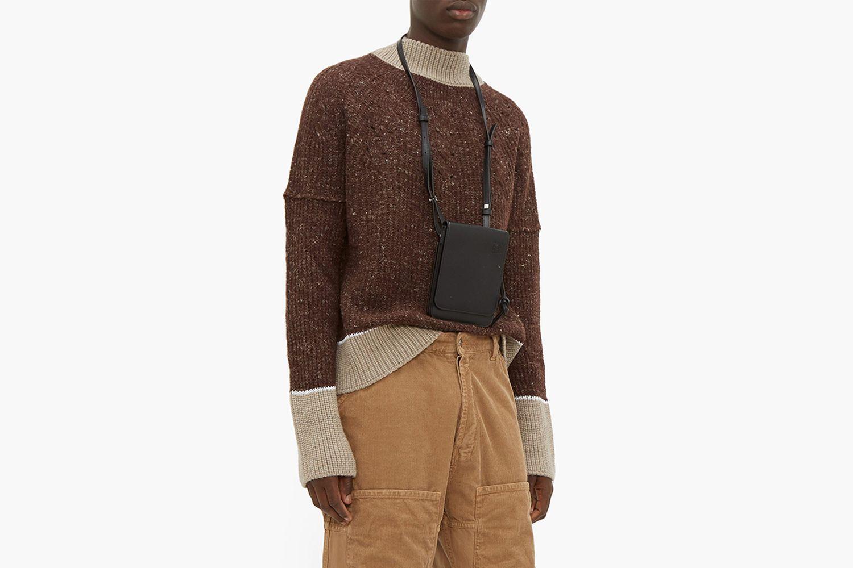 Pierre Deconstructed Merino Wool Sweater