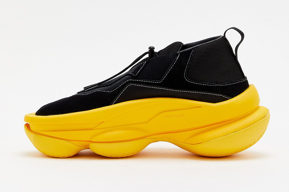 Pyer Moss's First In-House Sneaker Is the Perfect Debut 3