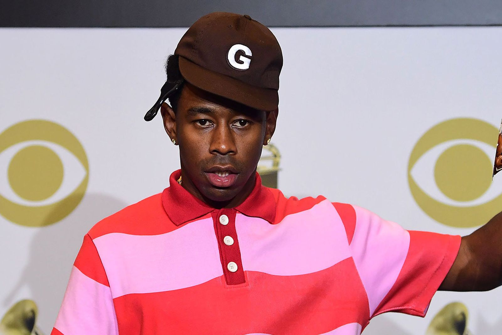 Tyler the Creator at the 62nd Grammy Awards