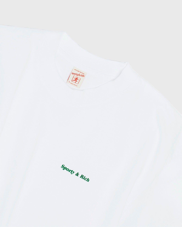 Fun Logo Tee White - Image 3