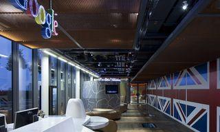 Google London Headquarters by Penson