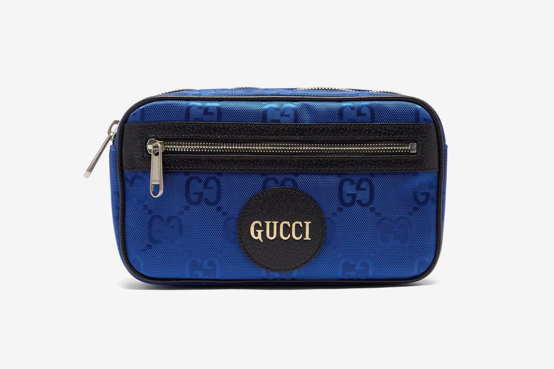 Off The Grid GG-Jacquard Canvas Belt Bag