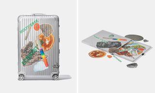 RIMOWA Taps Olafur Eliasson for Nature-Inspired Luggage Stickers