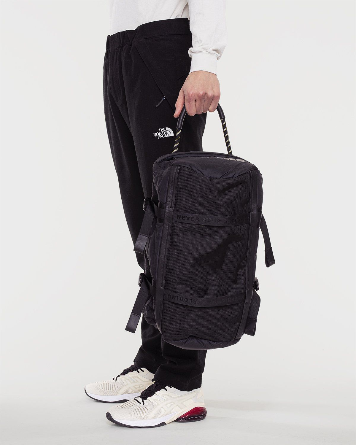 The North Face Black Series - Base Camp Duffel Black - Image 4