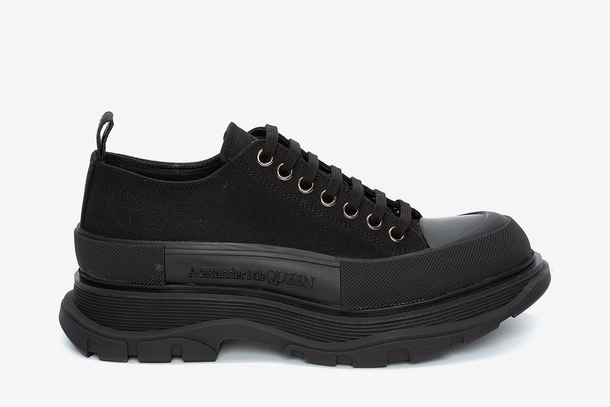 Alexander McQueen's $690 Tread Slick Is Business at the Top, Party on the Bottom 4