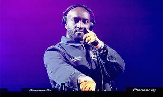 Virgil Abloh Gifts Benji B & Honey Dijon Custom Pioneer DJ Gear