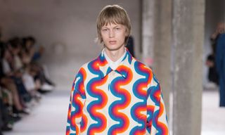 Dries Van Noten's New Prints Are Quickly Becoming the Hottest Thing in Fashion