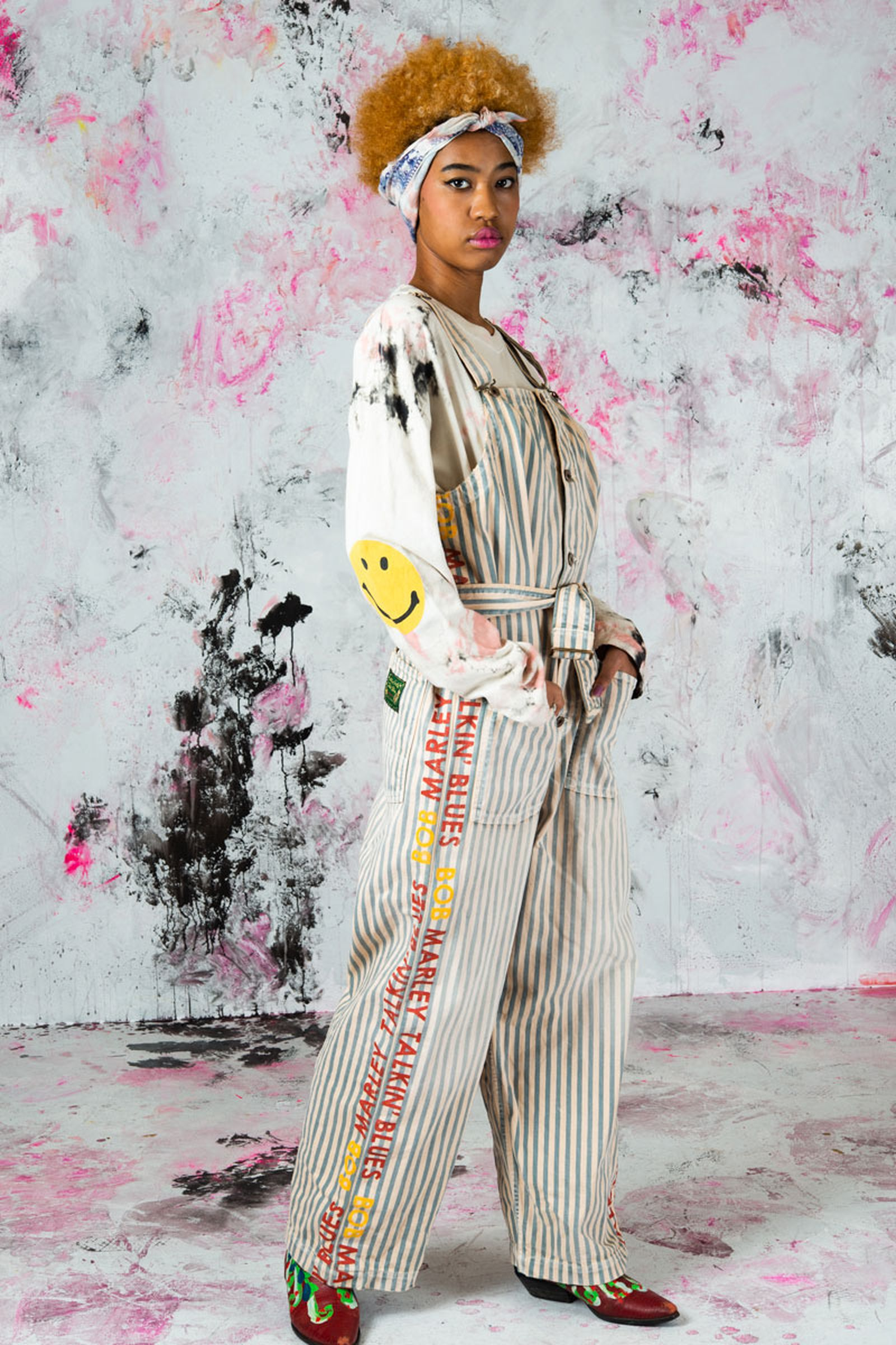 kapital cedella marley capsule collection