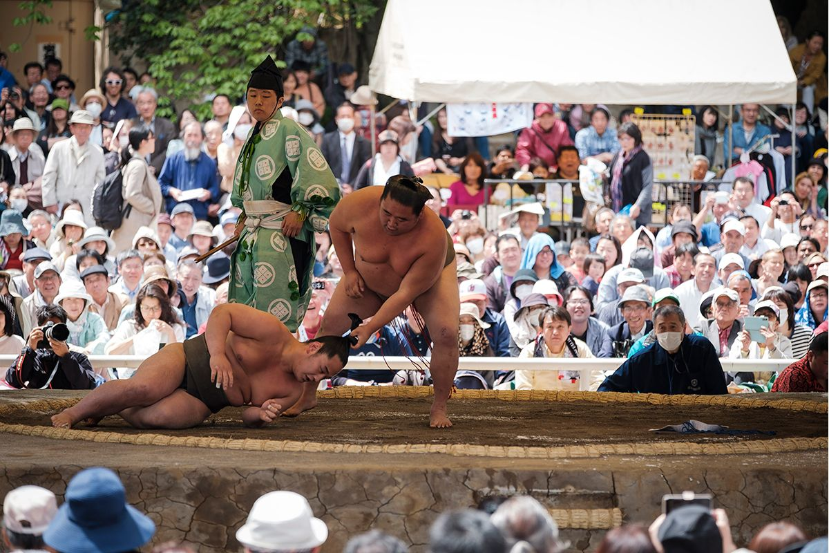 A Beginner's Guide to Sumo Wrestling | Highsnobiety