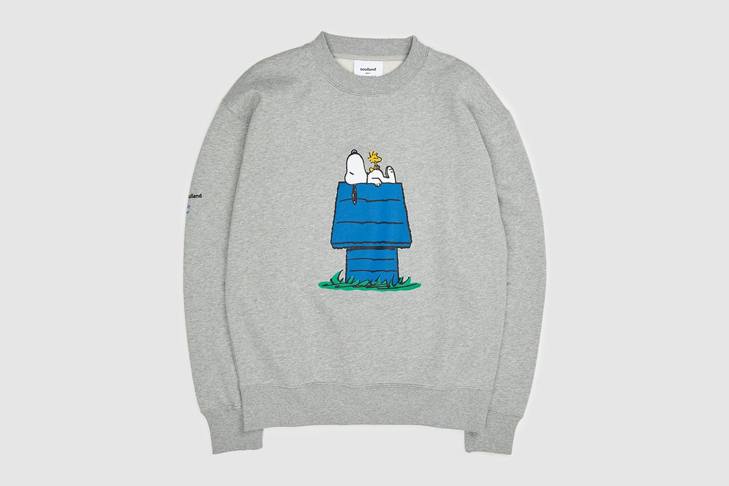 Snoopy Bed Crewneck