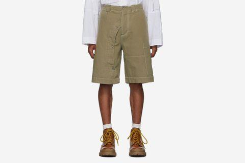 'Le Short Meunier' Shorts