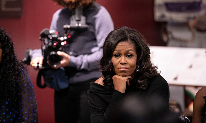 Michelle Obama Netflix documentary Becoming