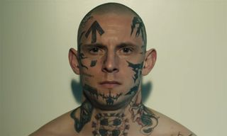Jamie Bell Is a White Supremacist-Turned-Informant in 'Skin'