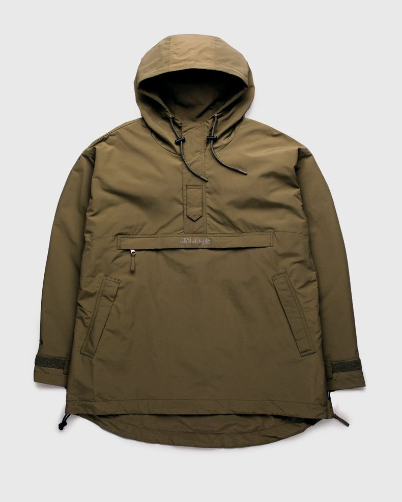 Converse x Kim Jones — Parka Burnt Olive