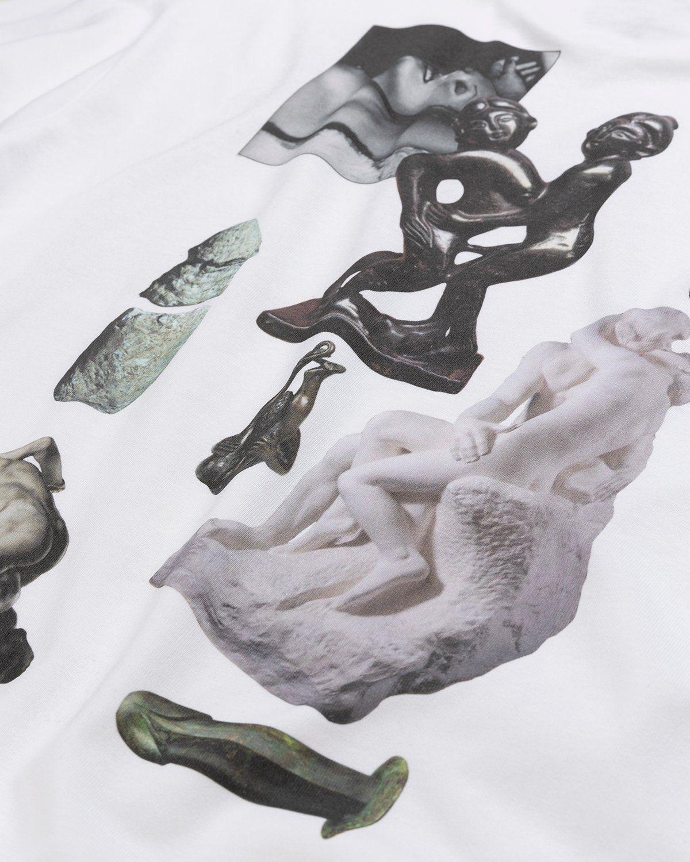 Carne Bollente – Carne Sexcavation T-Shirt White - Image 4