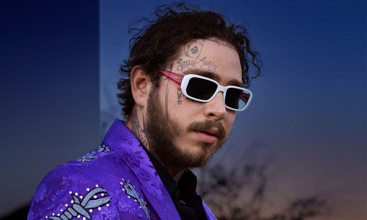 Arnette Plan Mad Max-Inspired Bus & Exclusive Sunglasses for Post Malone's Annual Posty Fest