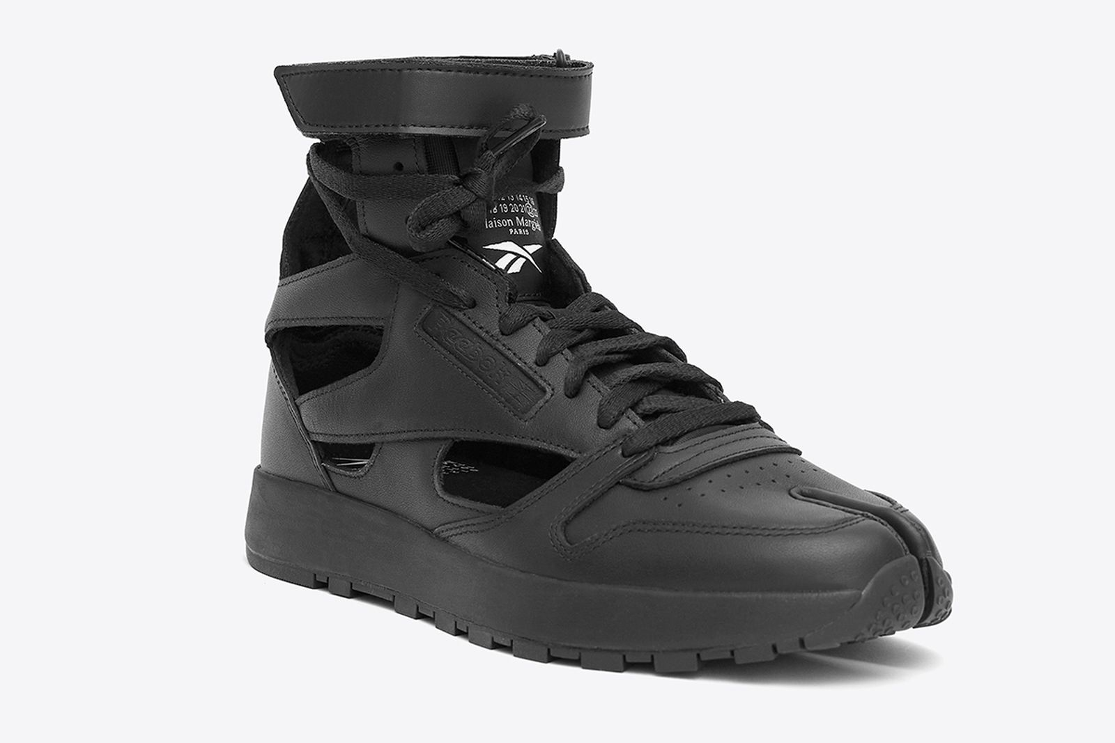 Maison Margiela Reebok Classic Leather Tabi High (9)