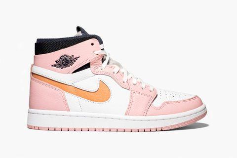 Air Jordan 1 High Zoom Air Cmft Pink Glaze