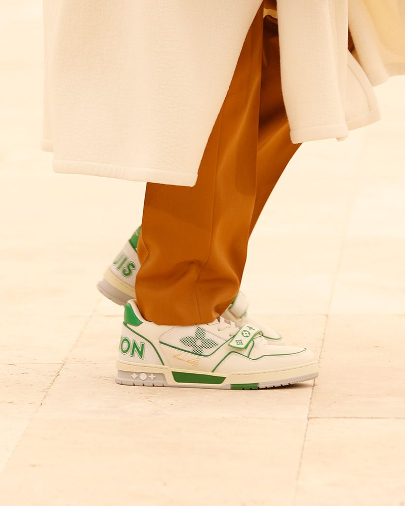 The Best Footwear On Show at Fashion Week FW21 35
