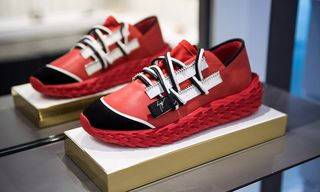 P.J. Tucker's Giuseppe Zanotti Urchin Rocks Sneaker Won't Be His Last Collab