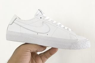 154c012c9509 Here s a First Look at NBA s Nike SB Blazer Low Collab