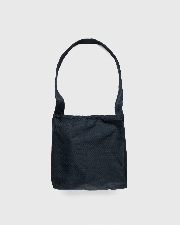 PATTA – Diamond Packable Tote Bag Black - Image 2