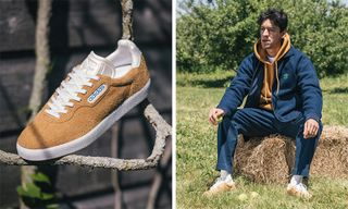 Alltimers & adidas Skateboarding Debut the Gazelle Super in Hairy Suede