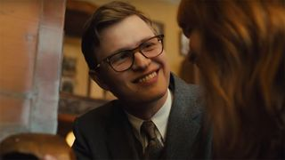 the goldfinch trailer Ansel Elgort Finn Wolfhard