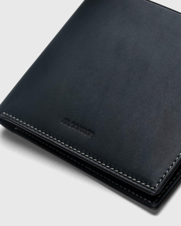 Jil Sander – Pocket Wallet Black - Image 6