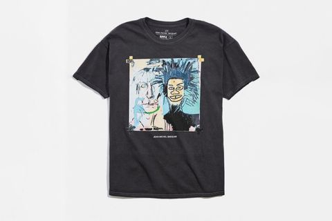 Basquiat 'Dos Cabezas' T-Shirt